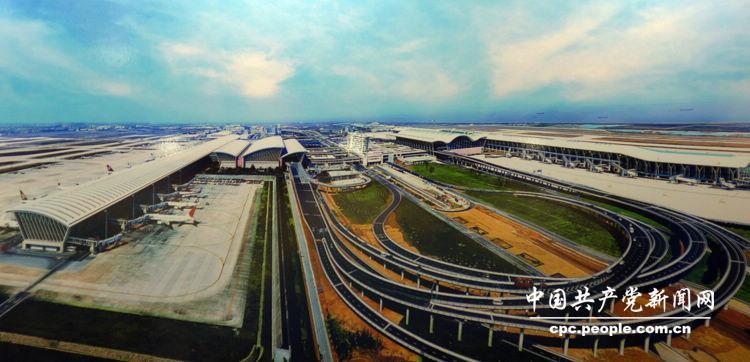 上海浦东国际机场航站楼