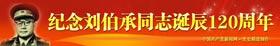 刘伯承诞辰120周年特别策划