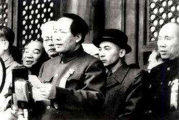 赛福鼎·艾则孜:毛泽东亲自批准入党 长期担任新疆主要领导职务