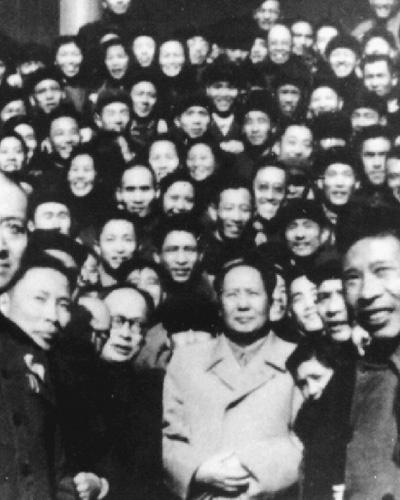 缅怀彭冲:曾长期主政地方 主持立法近百部