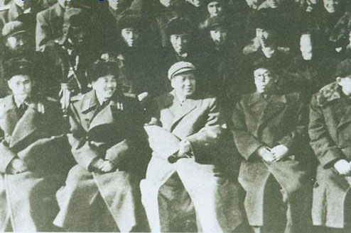 开国上将邓华:早年掩护党中央过湘江 抗美援朝不负毛泽东重托