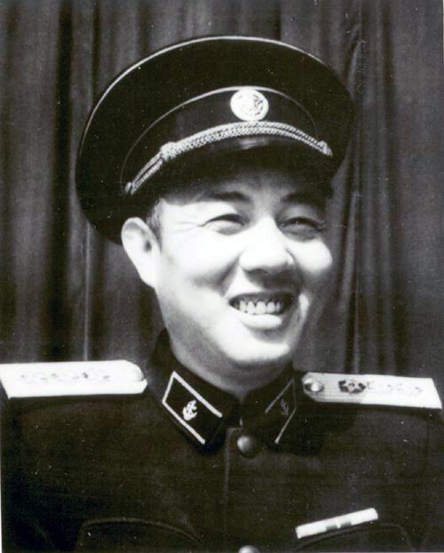 开国上将苏振华与邓小平、叶剑英等老一辈革命家珍贵合影