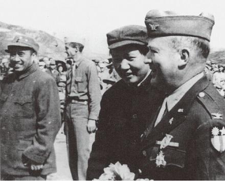 抗战时期毛泽东应对美国对华政策的策略