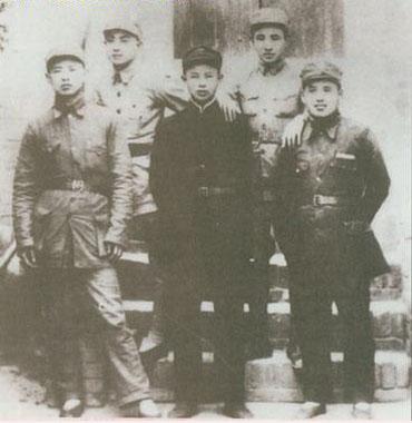 缅怀 将圣 李聚奎 长征的 开路先锋 新中国首任石油部长