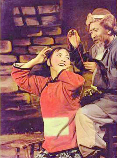 歌剧 白毛女 的幕后故事