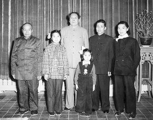毛泽东与毛泽全的兄弟情