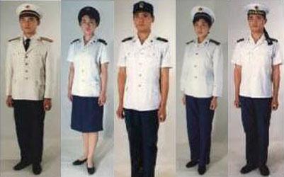 夏常服/女将官制式衬衣/军官制式衬衣/女军士夏常服/男士兵制式衬衣-图片