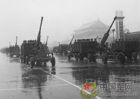 1956年国庆阅兵(中国共产党新闻网) - 黔中人(田丰) - 黔中人