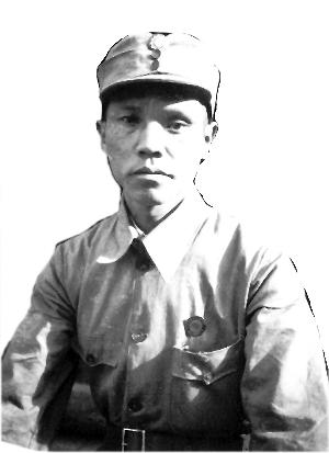 1940年7月,時任晉察冀軍區政治部代主任的朱良才。
